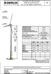 Gewichte und Abmessungen des Windrads (43,8 KB)