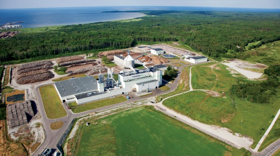Production site AS Estonian Cell
