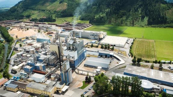 Zellstoff Pöls AG Werksgelände