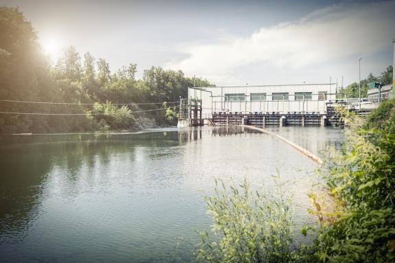 Kraftwerk Laakirchen AG