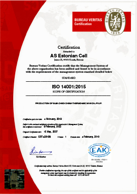 ISO 14001:2015: Environmental Management System (209.0 KB)