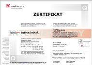 FSC® Zertifikat (395,2 KB)