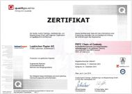 PEFC Zertifikat (470,0 KB)