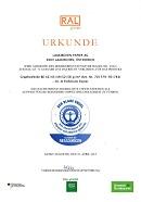 Zertifikat Der Blaue Engel GraphoVerde BE (48,0 KB)