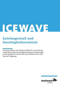 starboard IceWave Produktspezifikation