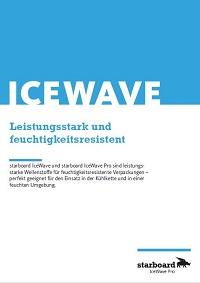 starboard IceWave Pro Produktspezifikation