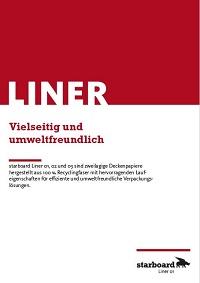 starboard Liner 01 Produktspezifikation