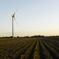 Wind power plants on Albrechtsfeld, © ENERCON GmbH