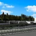 Ersatzneubau, 3D Ansicht, © PORR AG